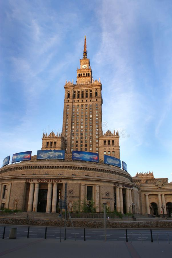 Download Palace Of Culture And Science In Warsaw Stock Photo - Image: 24604870