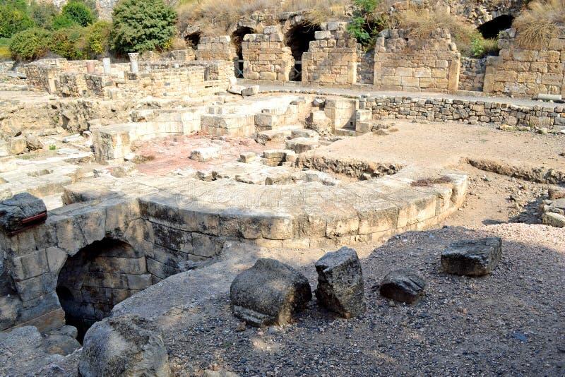Palace du Roi Agrippa's image stock