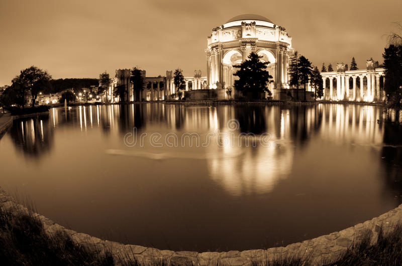 Download The Palace of Fine Arts stock photo. Image of states - 22222624