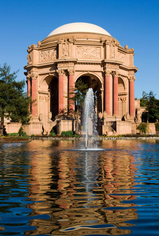 Download Palace Of Fine Arts Royalty Free Stock Images - Image: 23974069