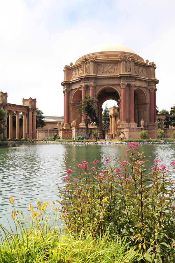 Download Palace Of Fine Arts In San Francisco Stock Image - Image: 22689503