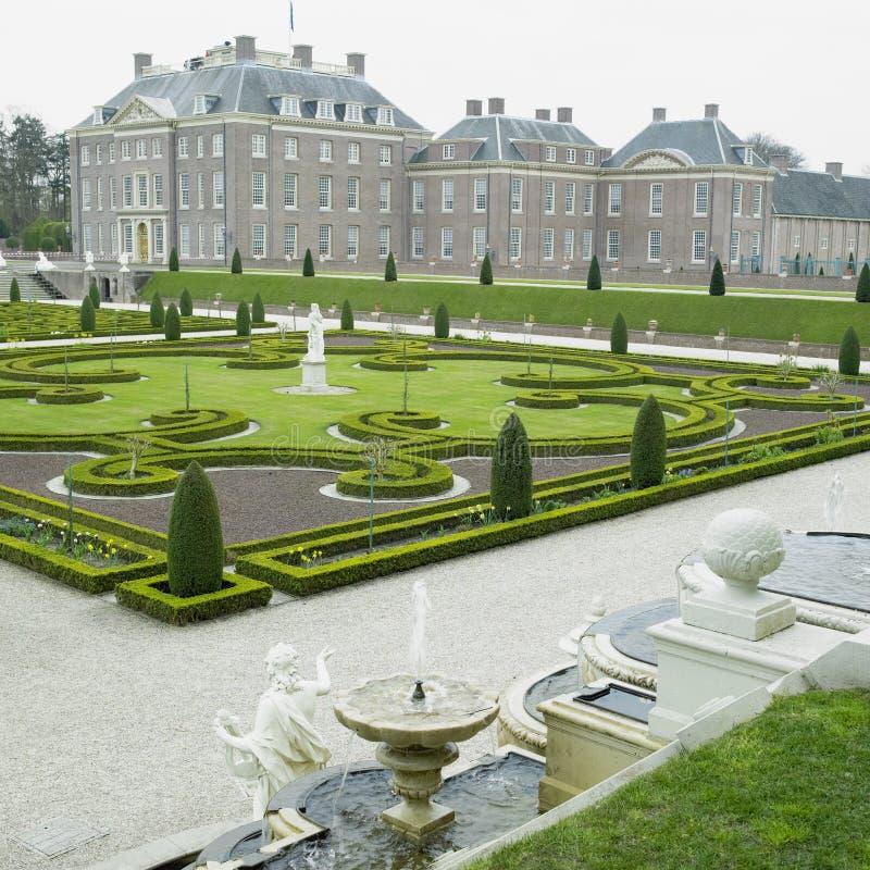 Palace Het Loo Stock Photography