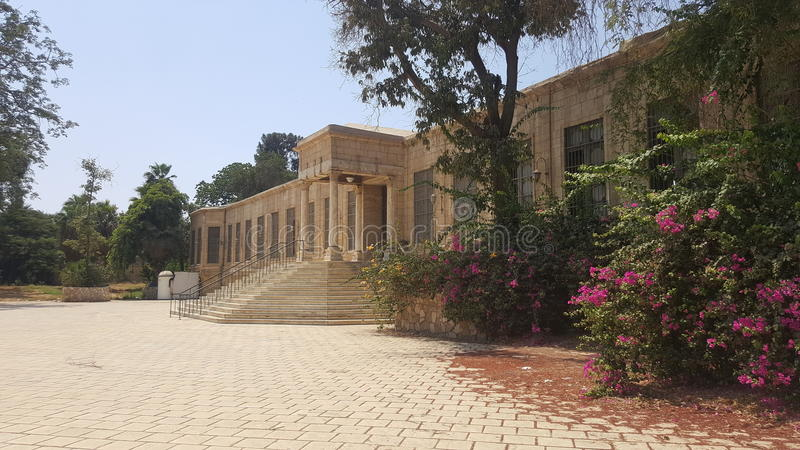 A Palace I visited at Egypt cairo royalty free stock images