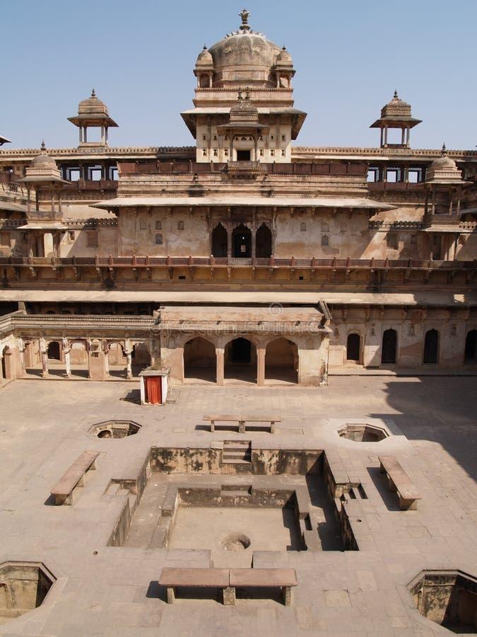 Free Palace In Orcha, Madhya Pradesh Stock Photo - 9145330