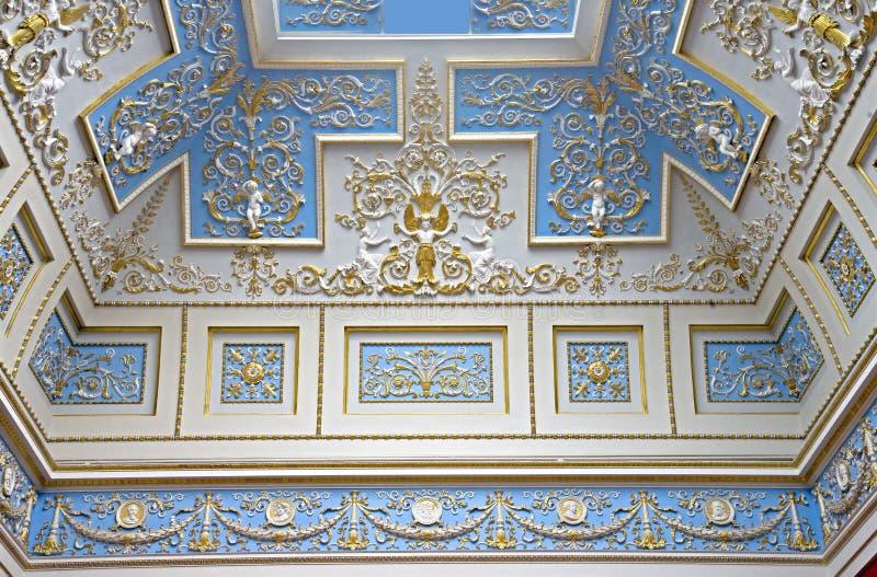 Palace interior 3 stock photos