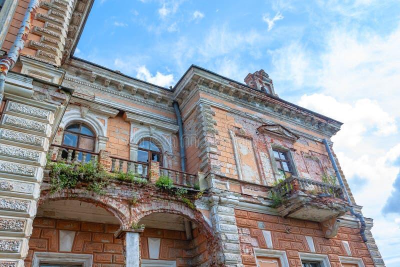 Palace of Leszczynski, Sumy region. royalty free stock image