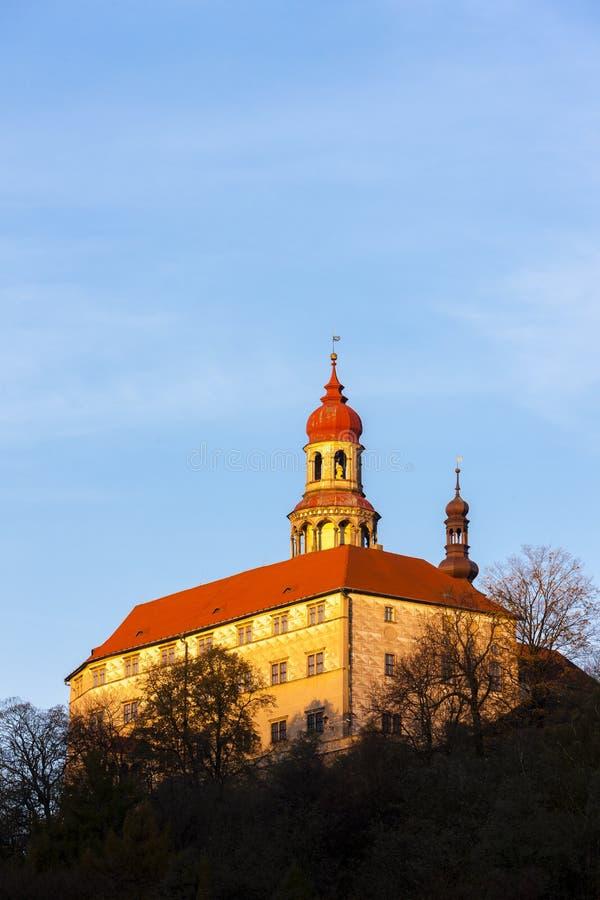Palace of Nachod, Czech Republic royalty free stock photo