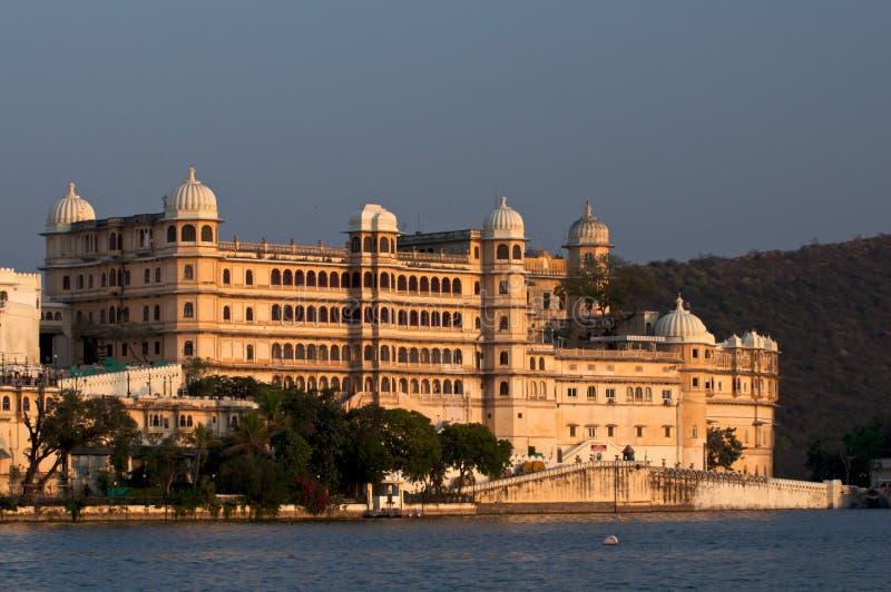 Palace.Udaipur.India. 库存照片