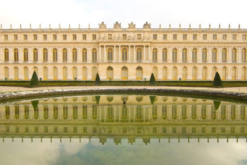 Palace of Versailles stock photo