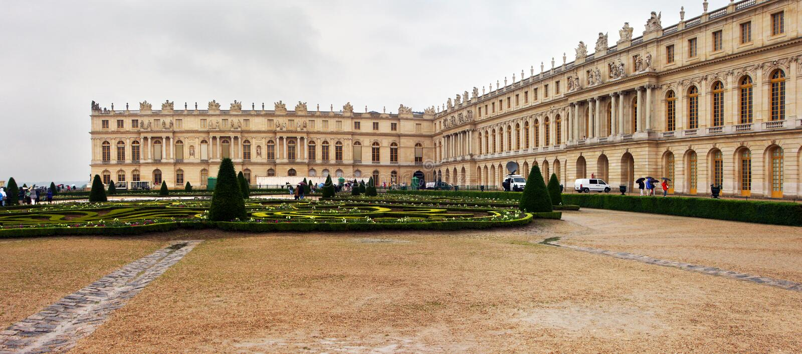 Download Palace Versailles, France stock image. Image of architectural - 20634805