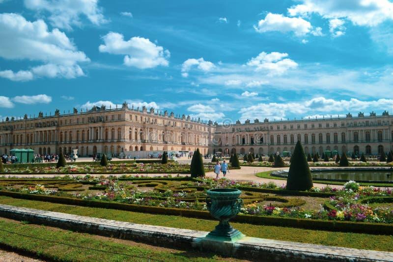 Palace of Versailles. Paris stock image