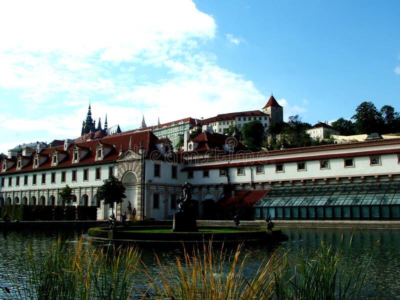 Palace Waldstein Free Stock Photography
