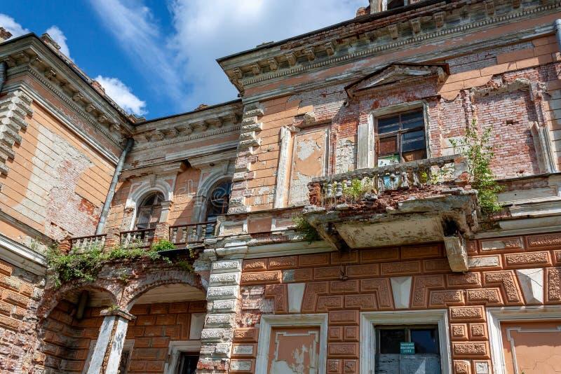 Palace of Leszczynski, Sumy region. royalty free stock photography