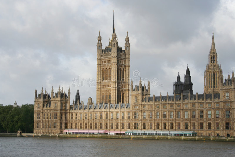 Download Palace Of Westminster, London Stock Photo - Image of houses, tower: 1770788