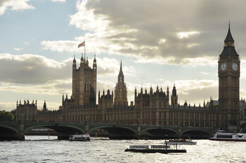 Palace of Westminster, London, UK - September 29, 2012 royalty free stock photos