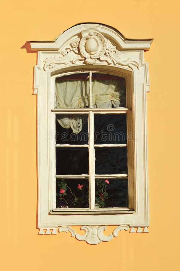 Palace Window royalty free stock images