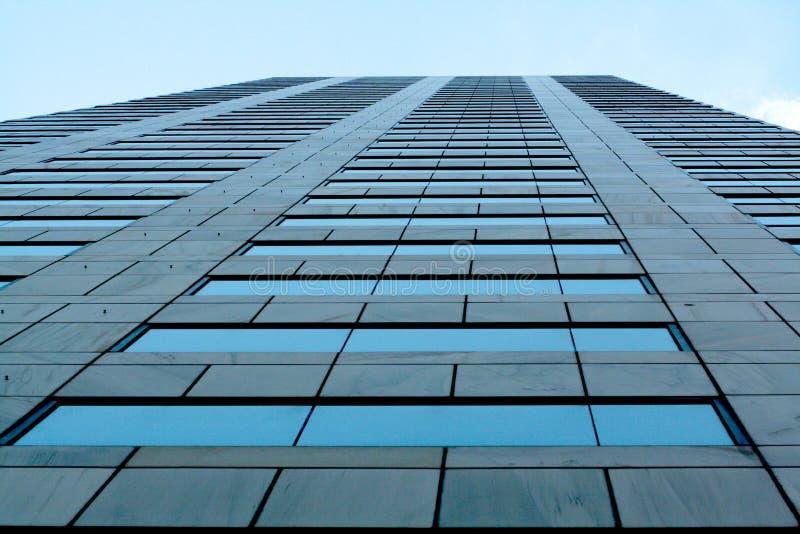 Palace windows stock image