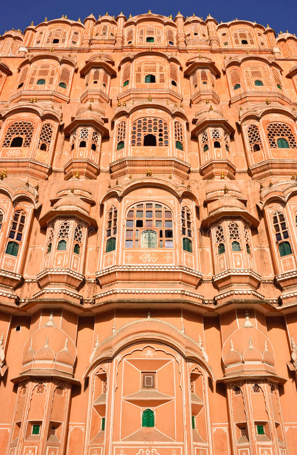 Download Palace of the Winds, India stock image. Image of ornate - 21699453