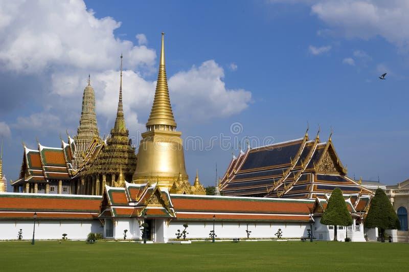 Palacio 4 de Bangkok imagen de archivo libre de regalías