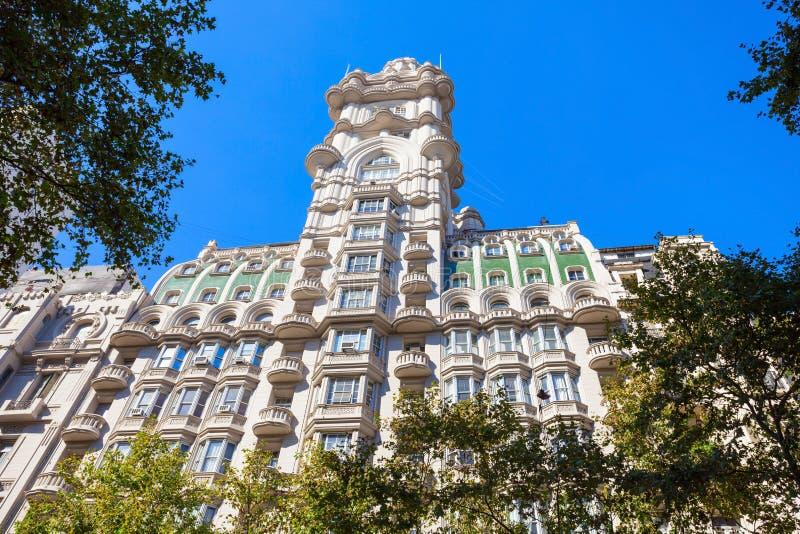 Palacio Barolo, Buenos Aires royalty free stock image