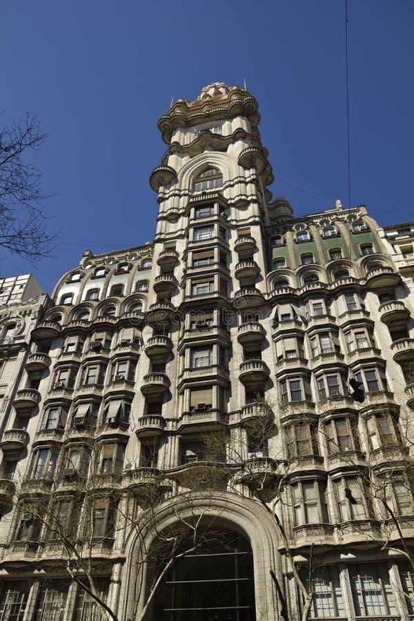 Palacio Barolo building royalty free stock photos