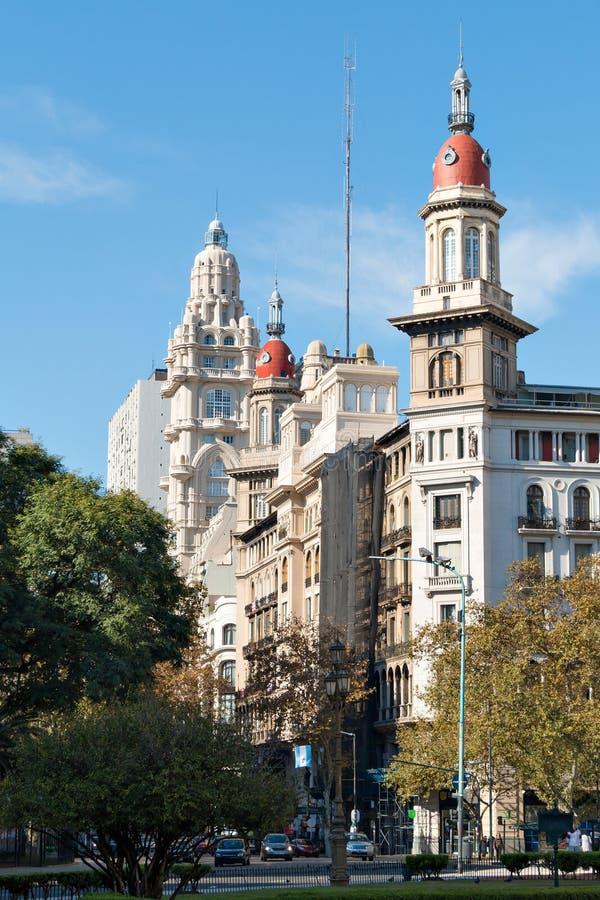 Palacio Barolo, em Buenos Aires Argentina imagens de stock