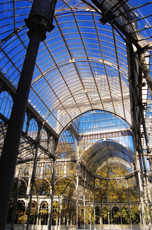 Download Palacio Cristal Royalty Free Stock Images - Image: 7135849