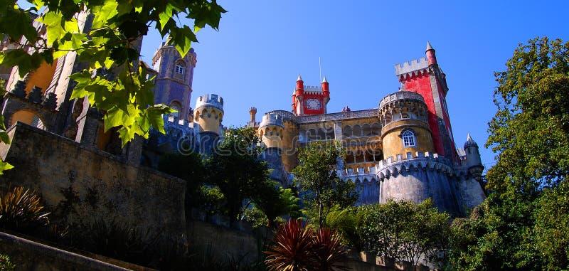 Palacio da Pena royalty free stock photography