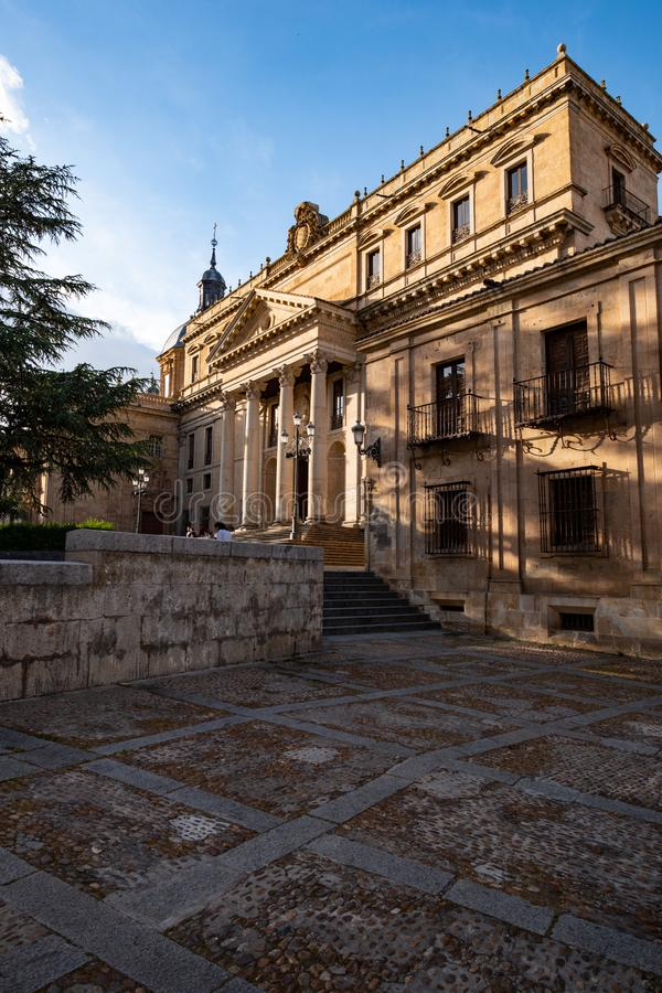 Palacio de Anaya, Σαλαμάνκα στοκ φωτογραφία