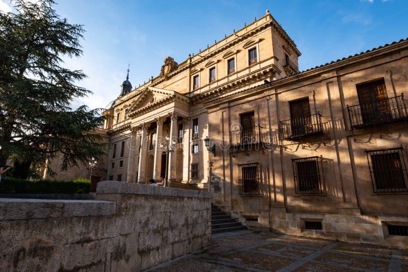 Palacio de Anaya, Salamanca fotografia royalty free