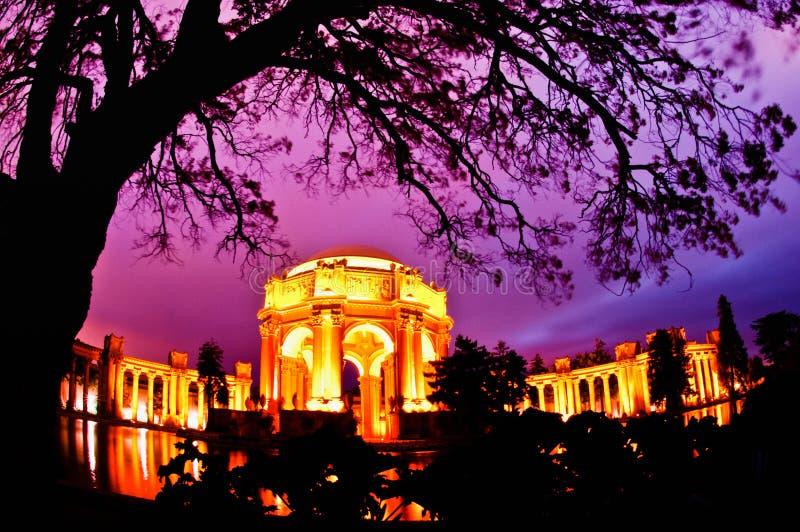 Palacio de bellas arte imagen de archivo