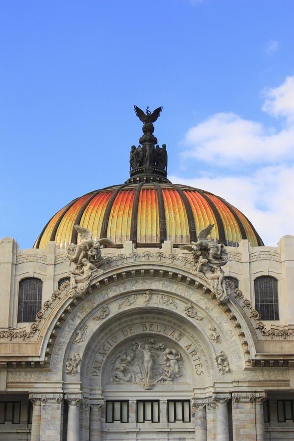 Palacio De Bellas Artes Royalty Free Stock Photography