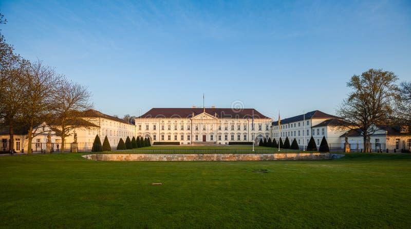 Palacio de Bellevue imágenes de archivo libres de regalías