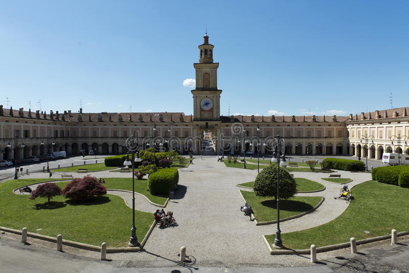 Palacio de Bentivoglio fotos de archivo libres de regalías