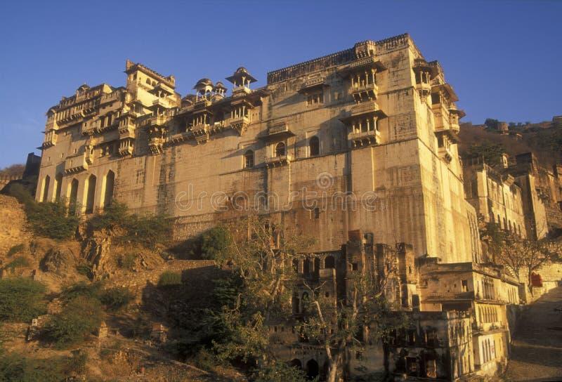 Palacio de Bundi foto de archivo libre de regalías