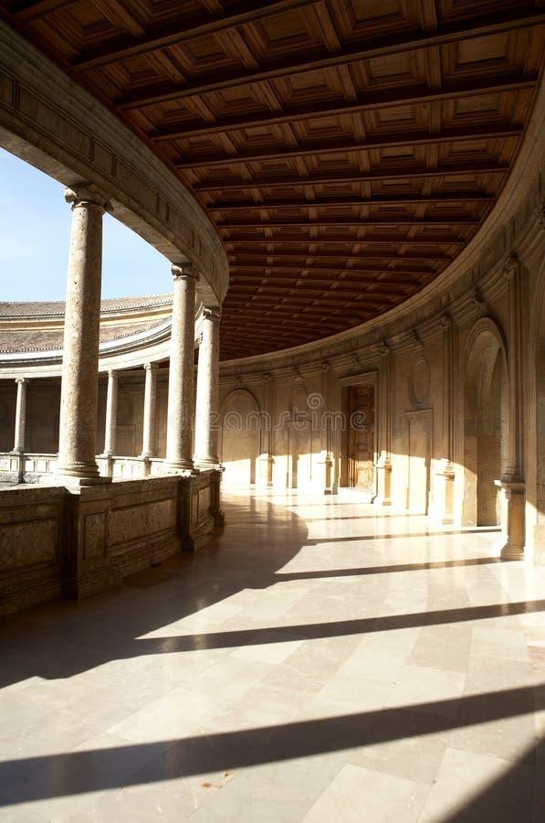Palacio de Carlos images stock