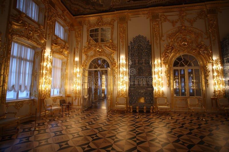 Palacio de Catalina fotografía de archivo libre de regalías