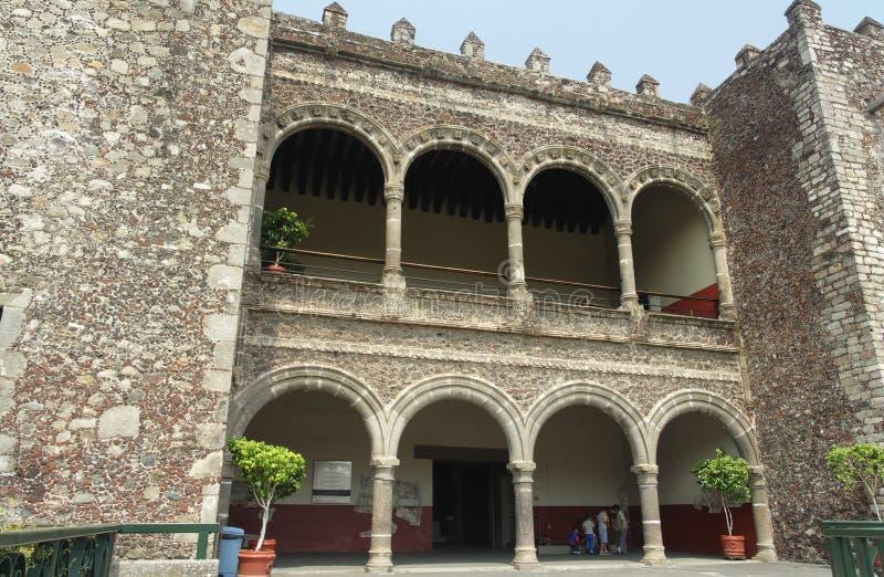Palacio de Cortes immagine stock libera da diritti