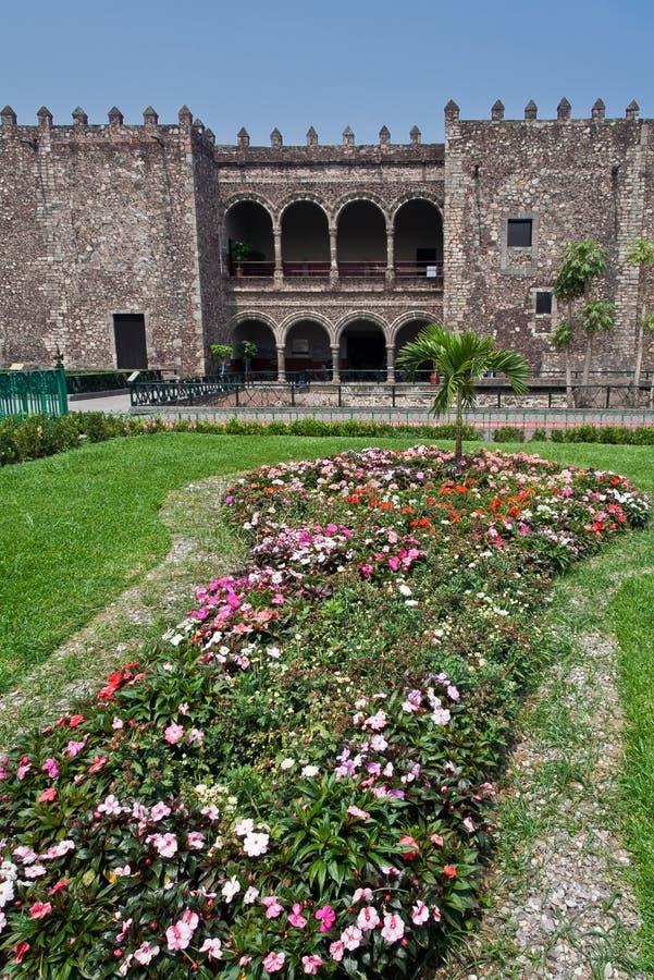 Palacio de Cortes Cuernavaca immagine stock