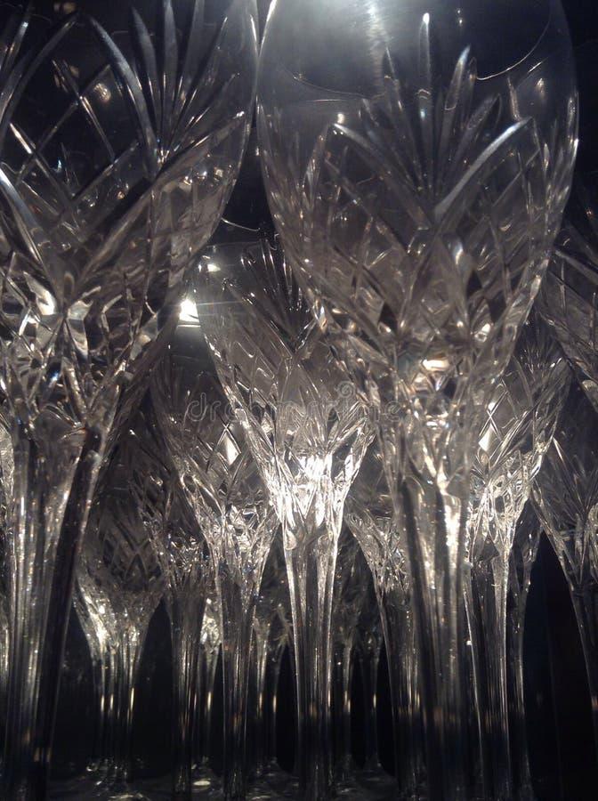 Palacio de cristal imagen de archivo libre de regalías