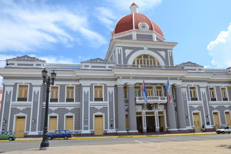 Palacio DE Gobierno royalty-vrije stock foto's