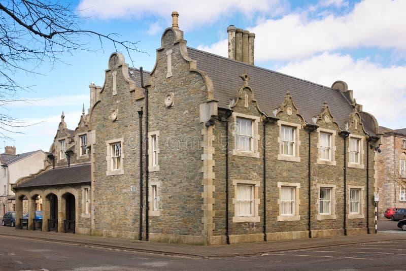 Palacio de Justicia Athy Kildare irlanda fotos de archivo libres de regalías
