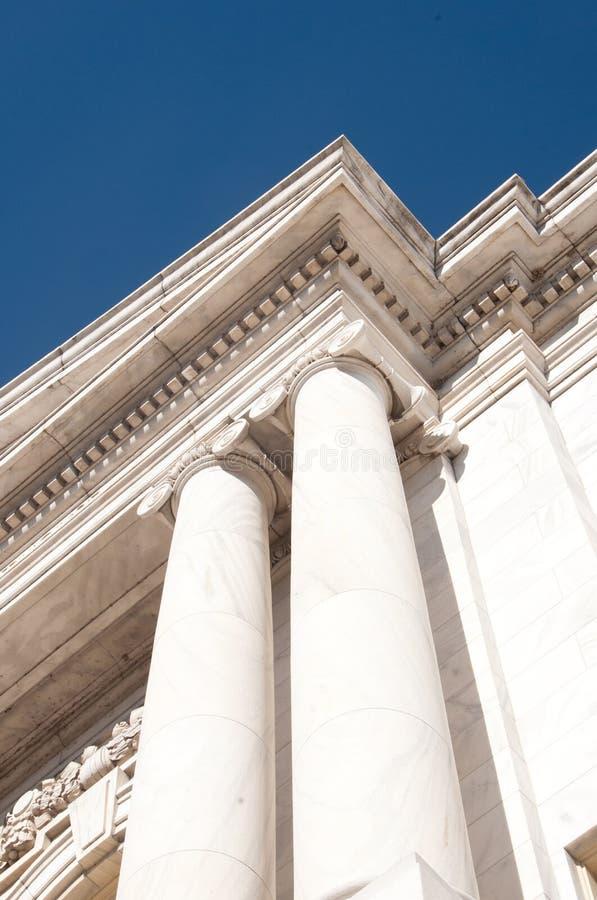 Palacio de justicia federal fotos de archivo libres de regalías
