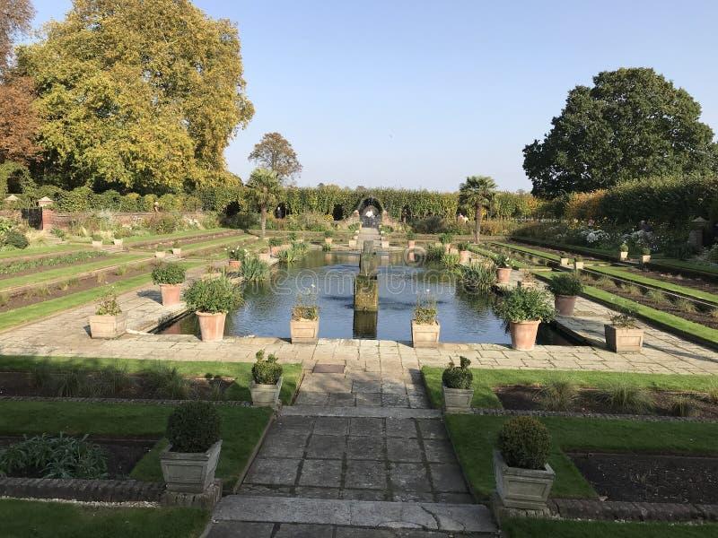 Palacio de Kensington imagen de archivo