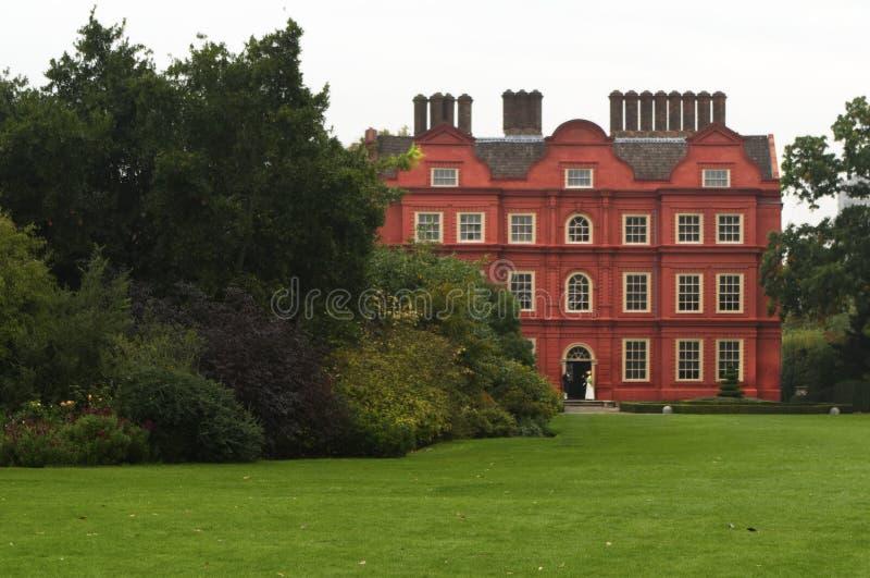 Palacio de Kew foto de archivo libre de regalías