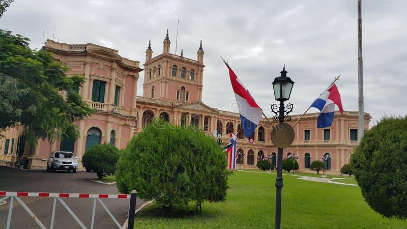 Palacio de López foto de archivo