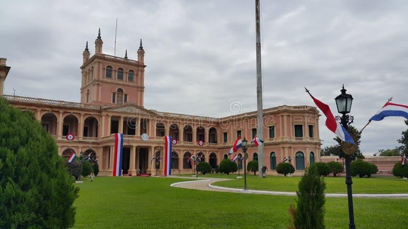 Palacio de López imágenes de archivo libres de regalías
