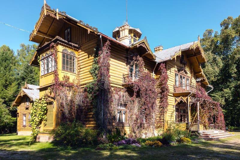 Palacio de la caza de Julin foto de archivo libre de regalías