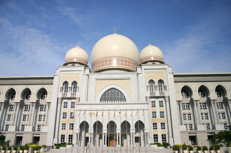 Palacio de la justicia (Tribunal Supremo) 2 fotos de archivo