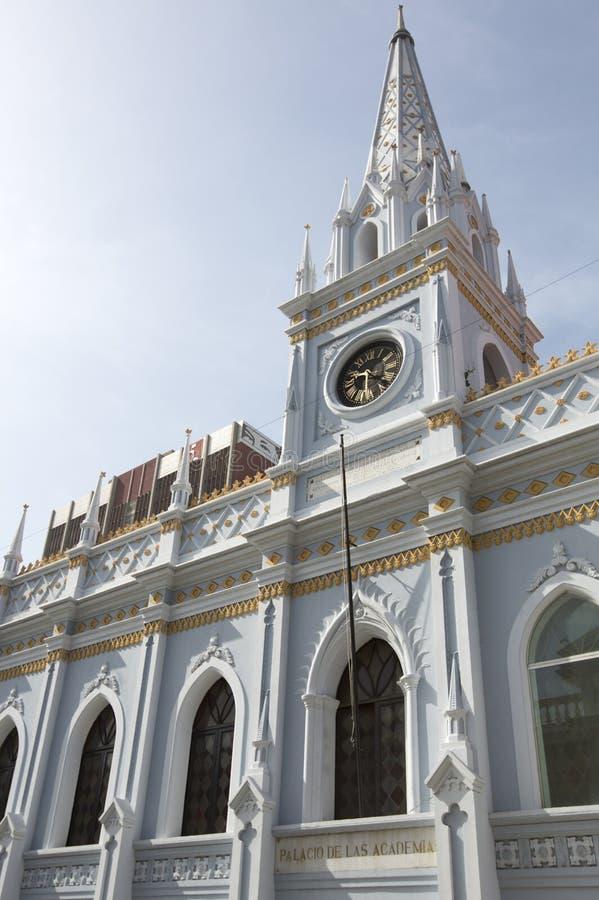 Download Palacio De Las Academias, Caracas Immagine Stock - Immagine di south, dichiari: 56876787